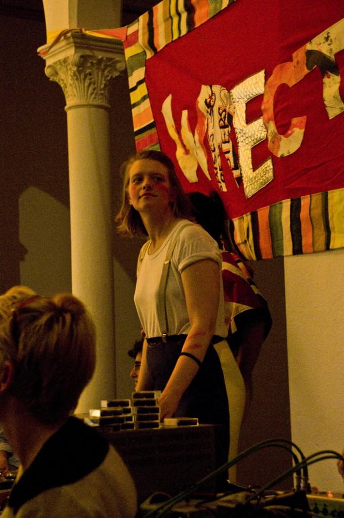 Christin Zarzinsky © Gaelle Scali www.gaellescali.com